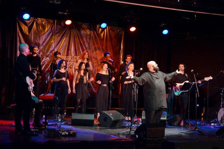 Buen inicio del Mes del Jazz con 'Gospel Factory' en Azuqueca