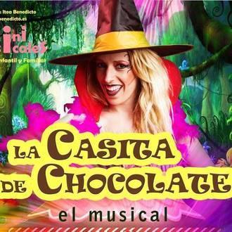 """Teatro musical infantil este sábado 19 con """"La casita de chocolate"""" en Cabanillas"""