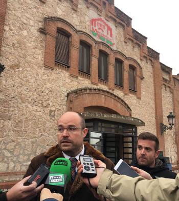 """Alejandro Ruiz: """"Creemos que el Mercado de Abastos necesita un plan consensuado que defina qué queremos hacer"""""""