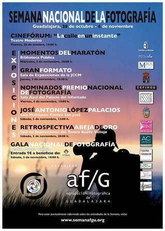 Guadalajara se prepara para celebrar la Semana Nacional de la Fotografía