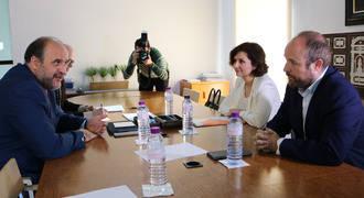 """Ciudadanos espera que un nuevo Estatuto suponga """"proporcionalidad y representatividad"""" en las Cortes"""