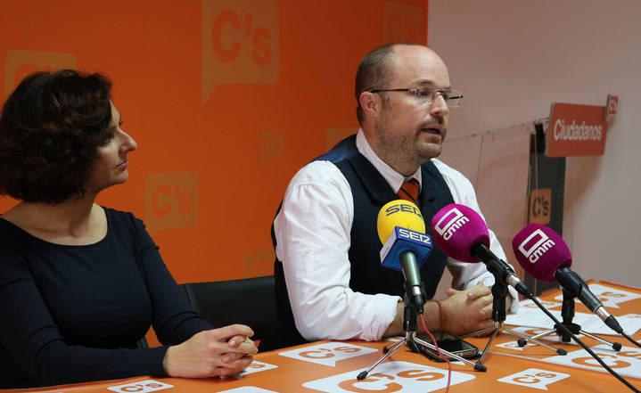 Alejandro Ruiz, como líder de Ciudadanos en Castilla-la Mancha, pide al alcalde de El Viso de San Juan que convoque al pleno
