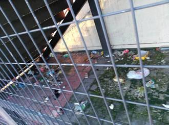 IU-Ahora Azuqueca denuncia, por enésima vez, el mal estado de las instalaciones municipales