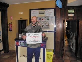 Un afortunado de Sacedón gana casi 75.000 euros tras haber apostado sólo 1 en el Quinigol