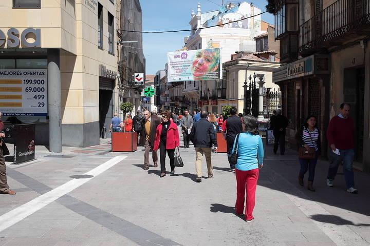 Alternancia de nubes y ratos de sol este domingo en Guadalajara con 3ºC de mínima y 10ºC de máxima