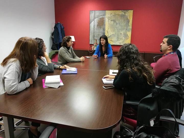 Ciudadanos se reúne con ACEPA para conocer las iniciativas que pondrán en marcha en Azuqueca de Henares