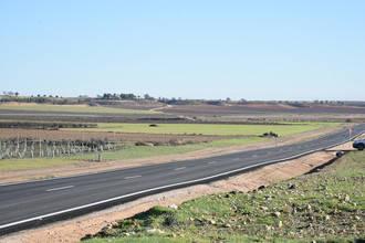 Lamentan que Page inaugure una carretera que planificó y licitó el Gobierno de Cospedal