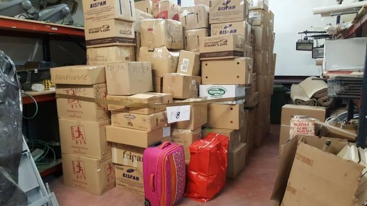 Los cabanilleros se volcaron en la campaña de ayuda a los refugiados sirios