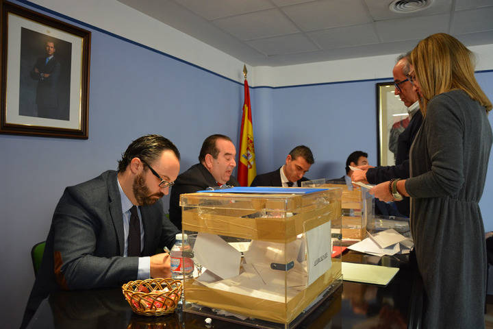 Elegidos los abogados que representarán al Ilustre Colegio de Guadalajara en el Consejo de la Abogacía de Castilla-La Mancha