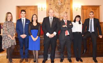 El bufete de abogados Moraleda de Toledo, galardonado con la Medalla Europea al Mérito en el Trabajo