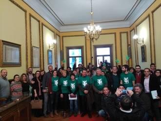 Ahora Guadalajara muestra y pide el apoyo para 'Los 5 del Buero'