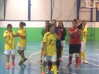 Las chicas del Valdetires Ferrol FSF vapulean al Alovera a domicilio