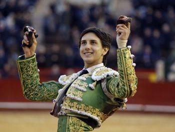 Andrés Roca Rey se hace con el Grand-Slam Taurino 2016
