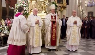 El arzobispo de Toledo pide
