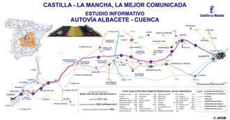 """""""Se confirma el engaño de García-Page y del PSOE a los conquenses en la autovía Cuenca-Albacete"""""""
