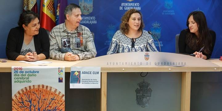 La sensibilización, principal objetivo en el Día del Daño Cerebral Sobrevenido en Guadalajara