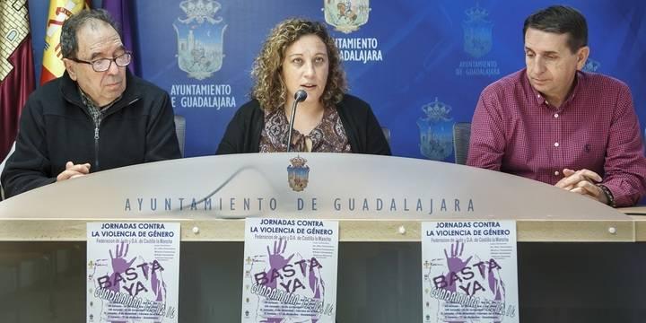El Ayuntamiento de Guadalajara, en la Jornada contra la Violencia de Género de la Federación de Judo de Castilla-La Mancha