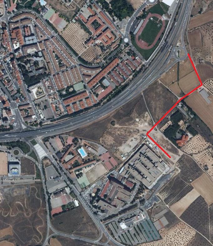 Ahora Guadalajara insiste en que el nuevo acceso al Hospital colapsará la Fuente de la Niña