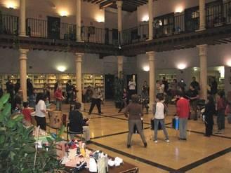 Se abre el plazo para inscribirse en los talleres y actividades navideñas que se organizan en la Biblioteca pública de Guadalajara