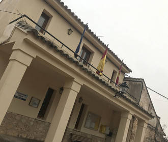 El Ayuntamiento de Pareja renueva y amplía el alumbrado de Cereceda