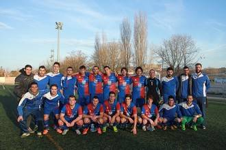 El CD Sigüenza encadena su tercera victoria consecutiva