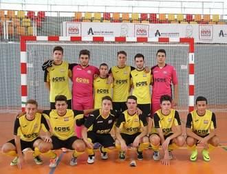 El Atlético Almonacid le coge el aire a la categoría y este domingo intentará repetir victoria en Torrejón de Ardoz