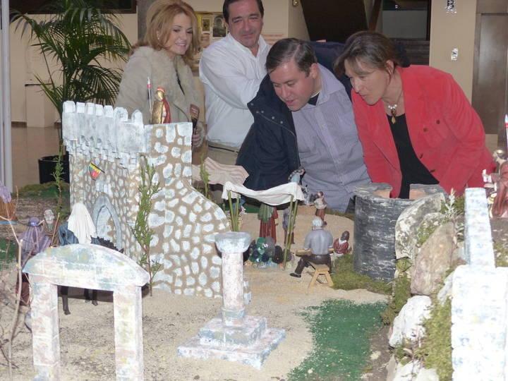 La Asociación de Belenistas de Guadalajara, que cumple 45 años, se prepara para la Navidad