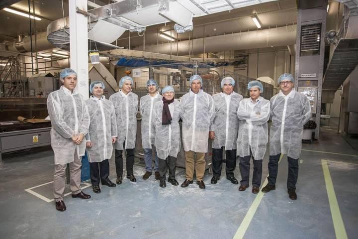 Berlys abre dos nuevas líneas de producción en su fábrica de Noblejas