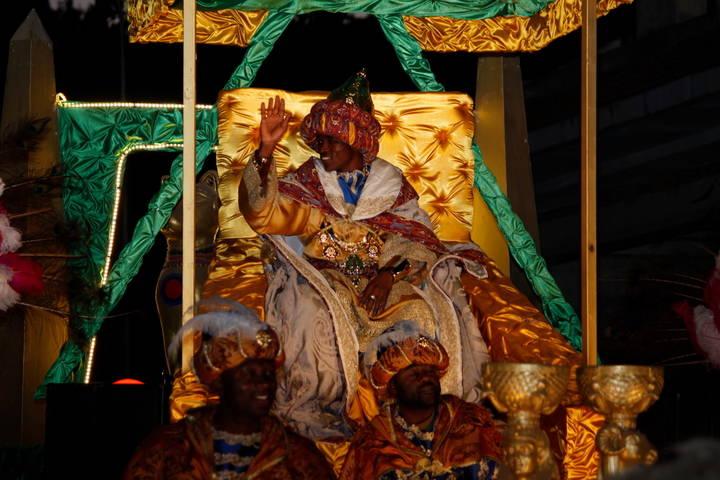 Más de 30.000 personas presencian en Guadalajara la Magia de la Cabalgata de Sus Majestades los Reyes Magos de Oriente