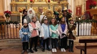 Los Reyes Magos no se olvidaron de los mayores de Almonacid