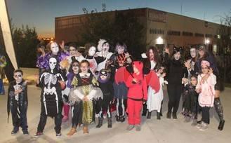 El público se volcó con las propuestas de Halloween del Ayuntamiento de Cabanillas