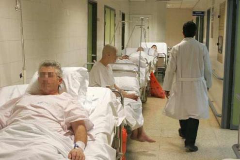 El PP mantiene que el pasado fin de semana hubo 50 pacientes en las Urgencias de Toledo esperando tener una habitación