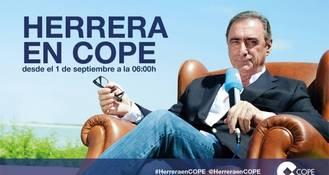 Herrera en la COPE se dispara y se sitúa a menos de 917.000 oyentes de Pepa Bueno en la SER