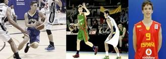 La gran promesa Carlos Hidalgo recala en el Isover Basket Azuqueca