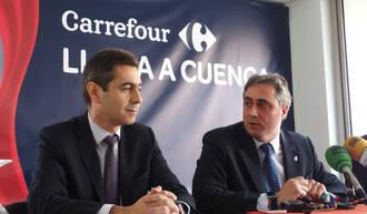 Carrefour abrirá el 9 de febrero un nuevo hipermercado en Cuenca que dará trabajo a 60 personas