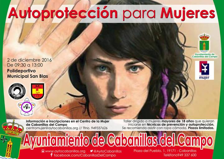 Actividades del Centro de la Mujer de Cabanillas entorno al Día contra la Violencia Machista