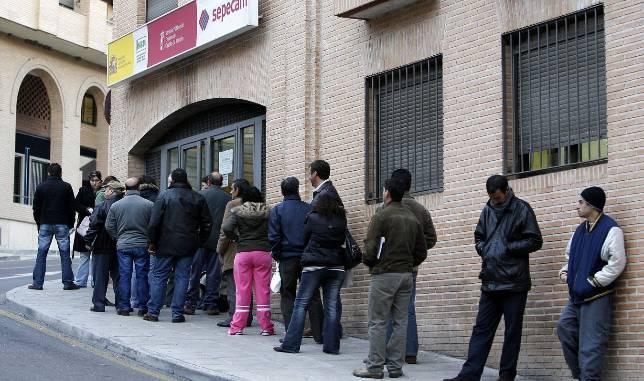 Castilla La Mancha entre las tres comunidades autónomas con la tasa de paro más alta de España, ¡un 22,1%!