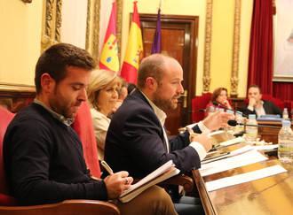 El equipo de Gobierno del ayuntamiento de Guadalajara acepta todas las propuestas de Ciudadanos al presupuesto de 2017