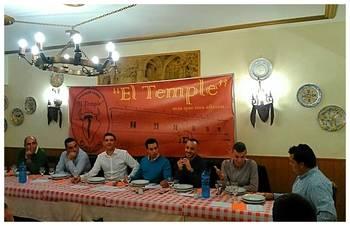 """La Peña """"El Temple"""" entrega los premios """"Reconocimientos 2016"""""""
