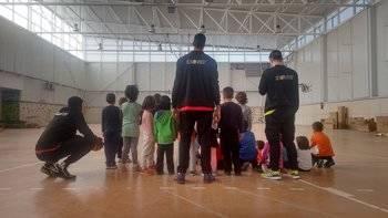 El Isover Basket Azuqueca se examina de nuevo en casa frente el Estudiantes