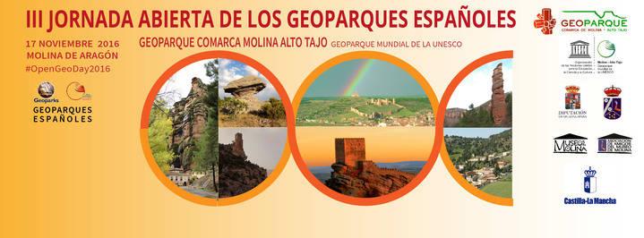 Los geoparques españoles celebran su reunión la próxima semana en Molina de Aragón