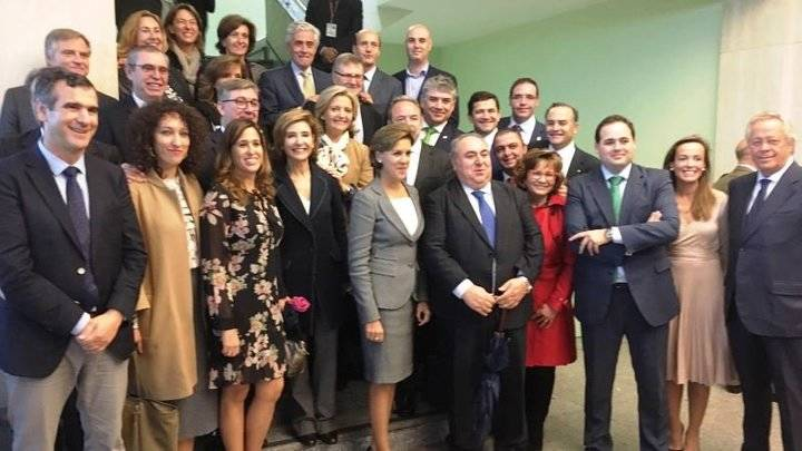 El PP de Castilla La Mancha acude al XVIII Congreso Nacional con 237 compromisarios, 38 de Guadalajara