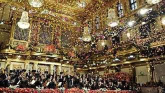 El Año Nuevo comienza con el tradicional Concierto de la Filarmónica de Viena