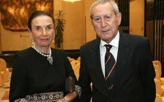 Muere a los 79 años la condesa de Montarco, musa del diseñador Elio Berhanyer