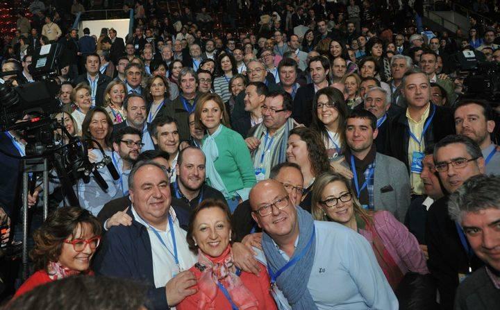 Discurso de María Dolores Cospedal en la Inauguración XVIII Congreso Nacional del Partido Popular