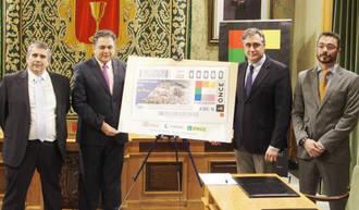 Cuenca, Patrimonio de la Humanidad, hoy en los cupones de la ONCE
