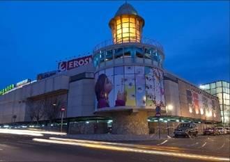 Se vende Centro Comercial de 24.723 metros cuadrados. Razón : El Mirador de Cuenca