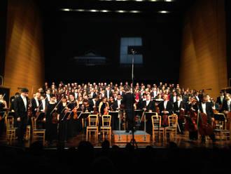 Broche de oro a los actos del XX Aniversario de Cuenca Ciudad Patrimonio con la interpretación de la Novena Sinfonía de Beethoven