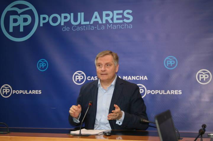 """Cañizares denuncia que Page es el presidente """"más antisocial e inhumano, al rebajar el presupuesto en Educación, Sanidad y Bienestar Social"""""""