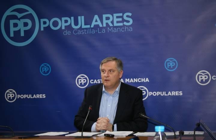 """Cañizares: """"Page habla de cuestiones que no importan a los ciudadanos porque no tiene proyecto ni soluciones"""""""